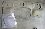 BMW 1602 & 2002 Firewall Sound Heat Insulation