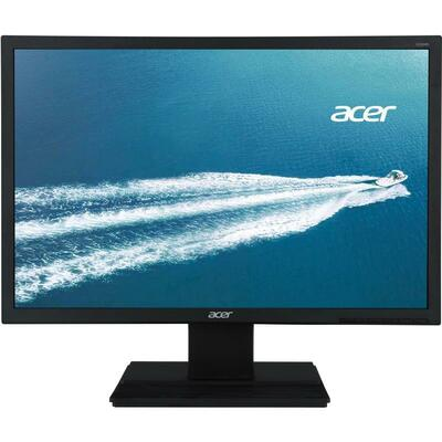 "Acer LCD Widescreen Monitor, 22"" Display, WXGA+ Screen, Anti-Glare , 60 Hz, LED"