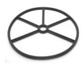 Poolrite S9000 MK4 Sand Filter Spider Gasket