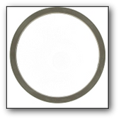 Spa Electrics Gasket for Lens - SE3 Series- MKII
