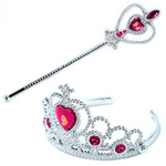 Fairy / Princess Wand & Tiara