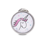 Unicorn Pin Badge