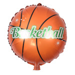 Basketball Balloon - Excluding Helium