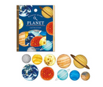 Planet Stickers (30 pieces)