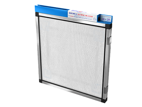 """Stamed and Sta-Med Filters fit Respicaire MicroClean or Respicaire EM PureClean replace with the Sta-Med replacement pads fit any Respicaire MicroClean or Respicaire EM PureClean 1"""" electronic air cleaner, with a center charging screen. When used in these filters, the pads effortlessly trap airborne particles smaller than .03 microns in size. The pads also have very low pressure drop, which means they SAVE MONEY in furnace operating costs."""