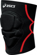 Red - Black Asics ZD2001 Conquest Wrestling Sleeve