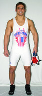Solid Color Cliff Keen Relentless Compression Gear Stock Singlet