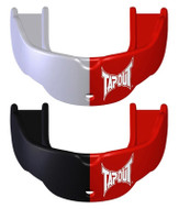 Red/White/Black Tapout Mouthguard MG2-80
