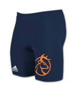 Navy - Stock Compression Short Adidas aA301s