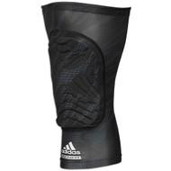 Black - Adidas aK101 adiPOWER Padded Leg Sleeve