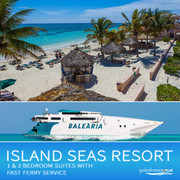 Island Seas Resort & Fast Ferry | Optional All-Inclusive