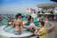 Cruise Ship Main Deck