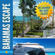 The Bahamas Escape | Bahamas Fast Ferry With One Night Resort Stay