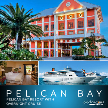 The Pelican Bay Hotel with Overnight Cruise