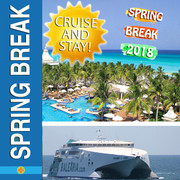 All-Inclusive Spring Break 2018 | Cruise & Stay