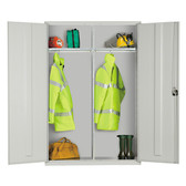 Extra Wide Wardrobe Cupboard 1830 x 1220 x 457mm