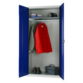 Wardrobe Cupboard 1830 x 915 x 457mm (723618W) blue