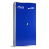 Large Double Door Personal Protective Equipment Cabinet 1830x915x457mm
