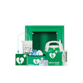 DefiSign LIFE Defibrillator Fully Automatic and wall cabinet