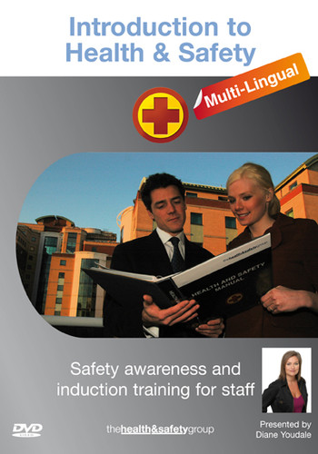 Introduction to Health and Safety DVD Multi Lingual