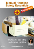 Manual Handling Essentials Multi Lingual DVD