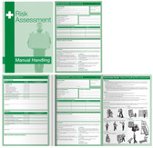 Manual Handling Risk Assessment Kit - forms & guide