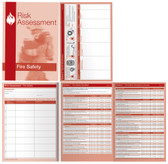 Fire Safety Risk Assessment Kit - forms & guide