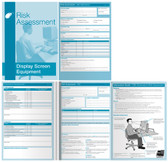 Workstation (DSE) Risk Assessment Kit - forms & guide