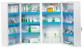 Industrial High-Risk First Aid Cabinet BS8599, Medium