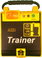 i-PAD NF1200 Semi-Automatic AED Trainer