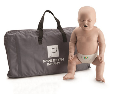 Prestan  Professional  Training  Manikin  Infant   with  CPR  Monitor