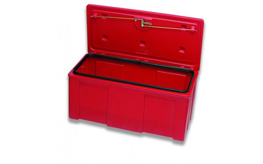Small fire equipment chest