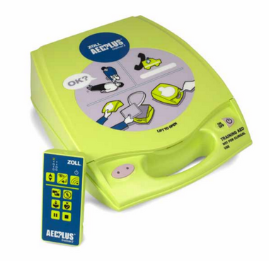 Zoll AED Plus Trainer 2 (8008-0050-05)