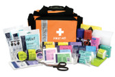Pursuit Pro Stadium Sports First Aid Kit - Orange Bag