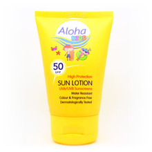 Aloha Kids Travel Size Sun lotion SPF50 50ml