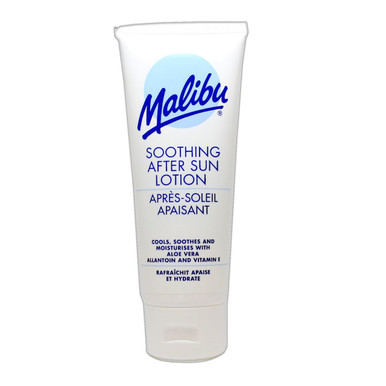 Malibu Soothing Travel Size After Sun Lotion 75ml Go Tiny
