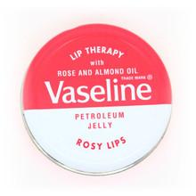 Vaseline Rosy Lips Pocket Travel Tin 20g