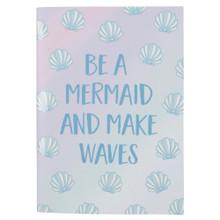 Mermaid Treasures Notebook