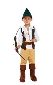 Henbrandt Boys Robin Hood Style Costume
