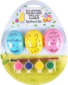 Craft Easter Stencil Paint Kit