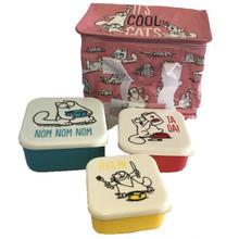 Simon's Cat Lunch bag & Box Pack
