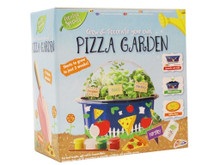 Children's Grow & Decorate Your Own Pizza Herbs Garden Plants Kit