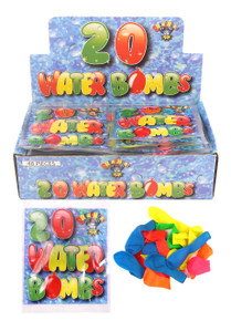 Coloured Water Bombs Water Balloons-20