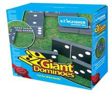 Kingfisher Garden Dominoes Game