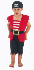 Pirate Boy Toddler Costume