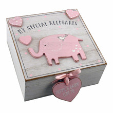 Special Keepsake Boxes for Girl