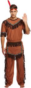 Adult Men's Native American
