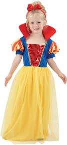 Snow Girl Princess Costume