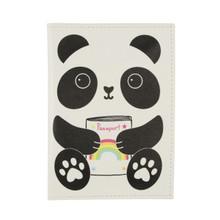 Aiko Panda Kawaii Friends Passport Holder