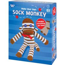 Make Your Own Monkey Socks